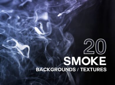 20 Smoke Backgrounds / Textures Free Download